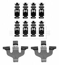 Audi Q7 4L 3.0 TDi Genuine Braymann Rear Hand Brake Shoe Accessory Fitting Kit