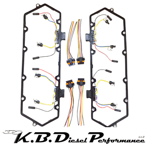 7 3l engine harness diagram valve cover gasket set   wiring pigtail harnesses 7 3l 1994 97  valve cover gasket set   wiring pigtail
