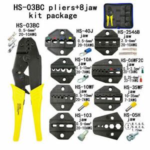 Automatic-Cable-Wire-Striper-Cutter-Stripper-Crimper-Plier-Terminal-Repair-Tool