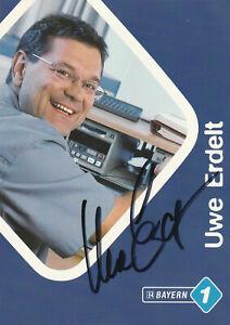 Uwe Erdelt Bayern Radio Org. Sig.