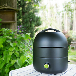 TAINO-Grill-to-Go-Gasgrill-tragbar-Camping-Grill-Tischgrill-Kugelgrill-Gas-BBQ
