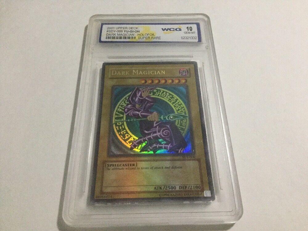 Dark magician sdy-006 WCG 10