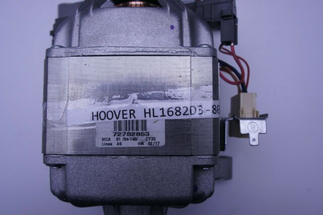 Genuine Hoover Washing Machine Motor Spare Part HL1682D3-80