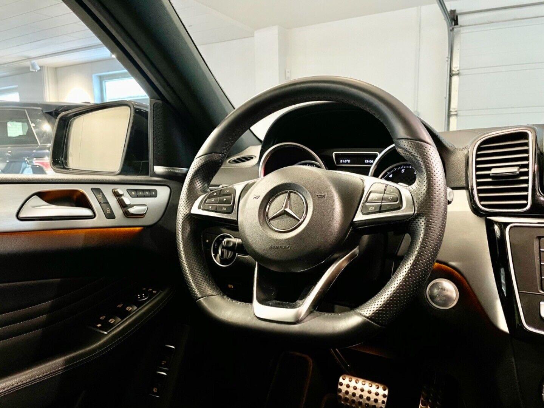 Mercedes – GLE43