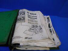 Bobcat 873 883 Skid Steer Loader Service Manual Shop Repair Book 3 Pn 6900847