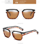 DUBERY Men Women Polarized Sport Sunglasses UV400 Outdoor Driving Riding Glasses