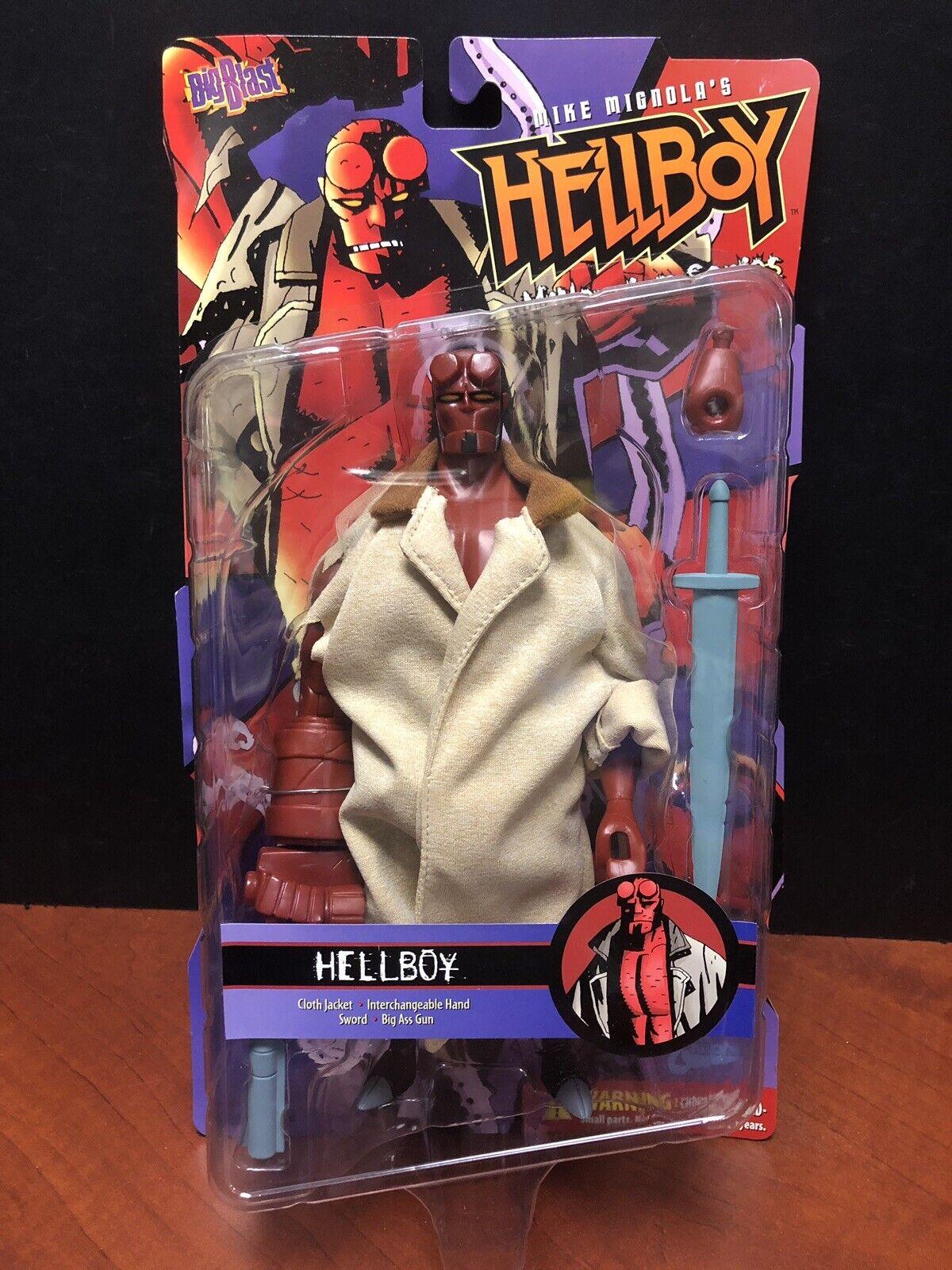 Big Blast Milenio serie Hellboy figura Tamp 0093