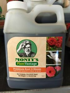 Monty's Premium Root and Bloom 2-15-15