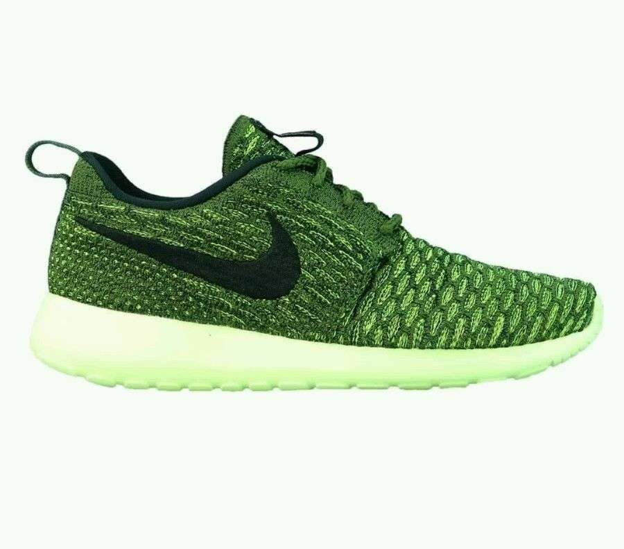 WMNS NIKE ROSHE ONE FLYKNIT Running Trainers Schuhes Gym - UK 5.5 - EUR 39