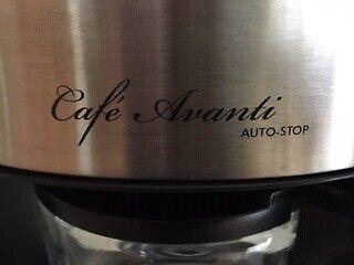 Kaffemaskine med autostop, OBH Nordica Café Avanti
