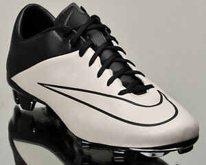 Nike-Mercurial-Veloce-II-FG-en-cuir-homme-2-Soccer-Crampons-Football-Nouveau-768808-001