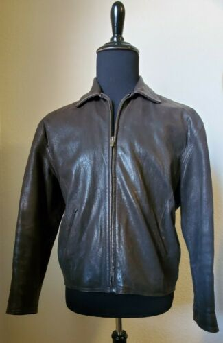 COACH Vintage Genuine Leather Jacket Mens Small S