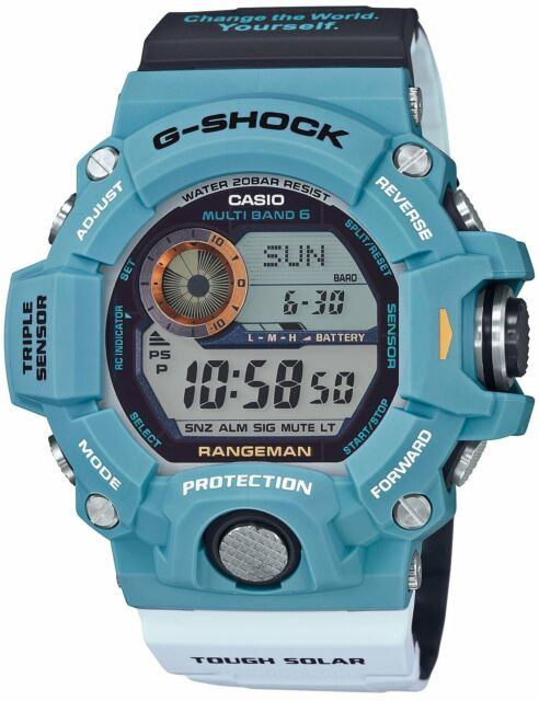 CASIO G-SHOCK GW-9402KJ-2JR Rangeman Love The Sea And Earth