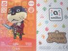 CARTE AMIIBO ANIMAL CROSSING 016 LYLE NEUF Envoi Rapide 3DS WII U SERIE 1