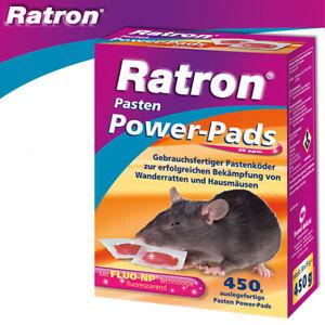 Frunol-Delicia-450g-Ratron-Pasten-Power-Pads-29-ppm-Wanderratte-Gift-Keller