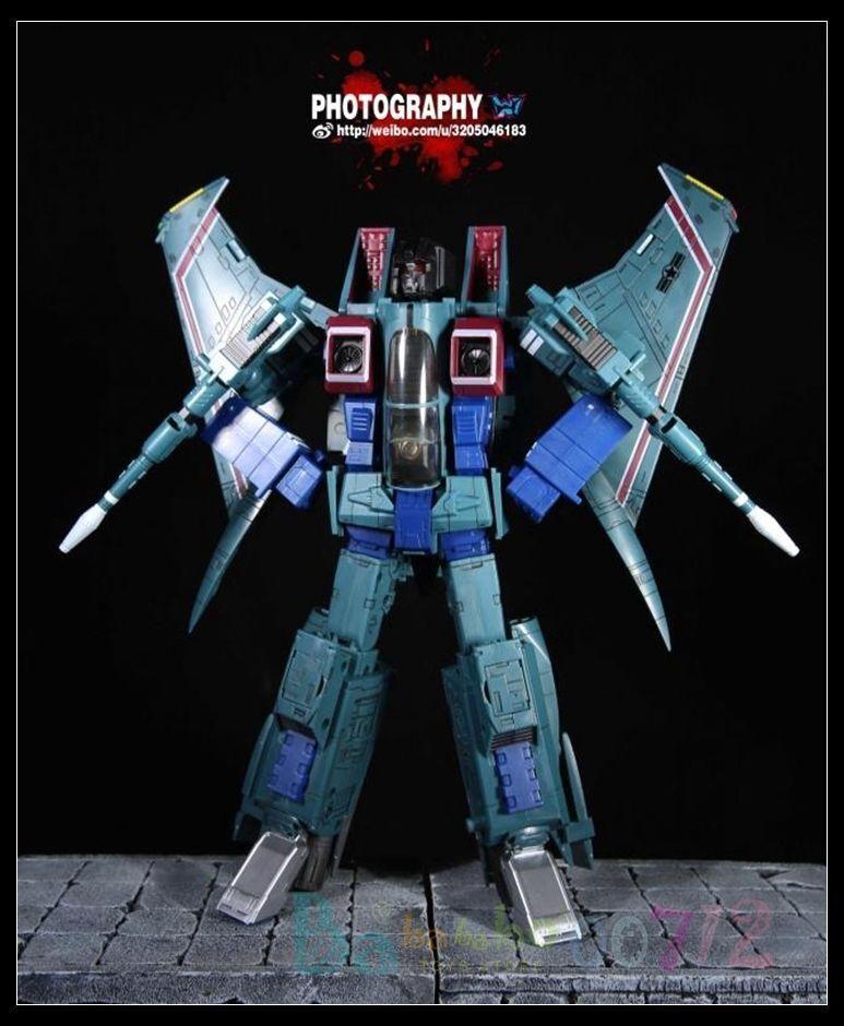 Die größeren mp11 grüne starscream robothero cg-02 g1 actionfigur neue