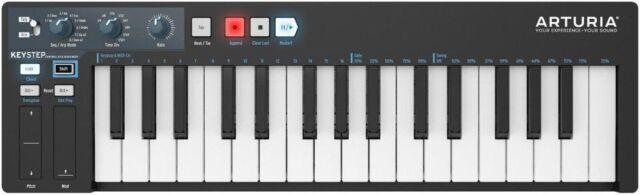 Arturia Keystep Ehite Edition 32 Frets Keyboard With Arpeggiator