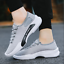 2019-Fashion-Men-039-s-Casual-Breathable-Sneakers-Running-Shoe-Sports-Athletic-Shoes miniatura 1