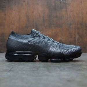 buy online 6e23f ead5b Details about Nike Vapormax Flyknit Black White Oreo Size 13. 849558-041  air max 2018 90 97