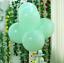 miniature 12 - 12-034-pouces-Mini-Jumbo-Geant-Big-gros-macarons-pastel-Candy-Ballons-Arch-Mur