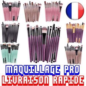 15-Pcs-Maquillage-Brosses-PRO-Set-Eye-Ombre-Poudre-Eyeliner-Cils-Levres-Make-Up
