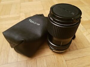 Objectif TOKINA RMC 35 -70mm pour OLYMPUS soft focus TBE + housse cuir + filtreA