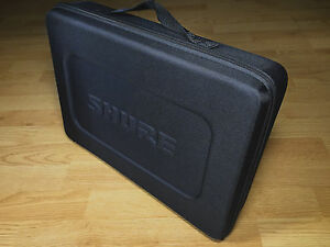 Image Is Loading Shure Microphone Mic Case Soft S Foam For