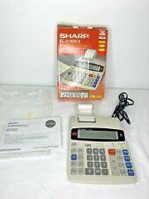 Sharp Calculator EL-1196G II EL1196Gii aka EA-741R