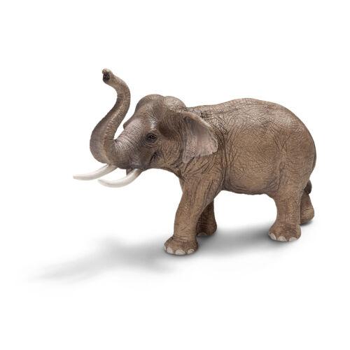 Schleich 14653 Indien éléphant flic Schleichtiere Schleichtier Z12