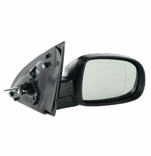 CORSA C NEW MANUAL BLACK WING MIRROR DRIVERS OFF SIDE SXI CDTI ...