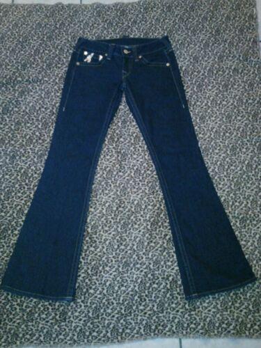 Religion Jeans juniors Inseam True 33 Taglia Pockets flare Slim Gold Donna 28 RqxxZw