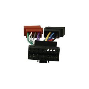 Auto-Radio-Connecteur-Faisceau-Cable-ISO-SONY-pour-MEX-BT2500-MEX-BT2600