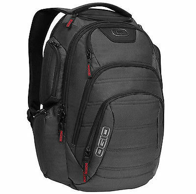 OGIO Renegade Rss Laptop Backpack. Black Pin Dot