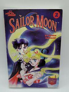 Vintage Sailor Moon Manga Book In English Vol. 2 By Naoko Takeichi Pocket Mixx