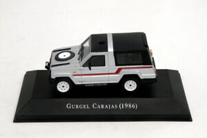 IXO-1-43-Scale-Gurgel-Carajas-1986-Auto-Show-Toy-Hobbies-Models-Cars-Collection
