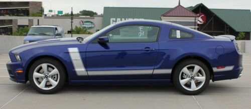 GT PRIME BOSS 3M Stripes Decals Hood Sides 2013-2014 Vinyl Graphics for Mustang
