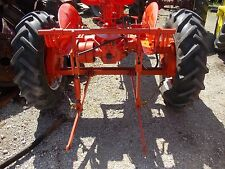Allis Chalmers C Tractor 3pt Hitch With Cylinder For Rockshaft Arms On An Ac
