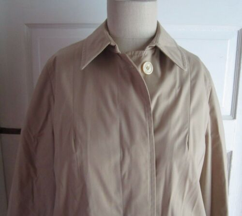 Century Trench Ved Coat Cloth Khaki London Mid Kvinder Reeves Caliber 8 Fog Tan F0dnwX