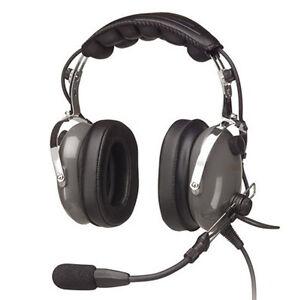 PilotUSA-PA-1171T-PNR-Passive-Aviation-Headset-Cell-Satellite-Phone-Capable