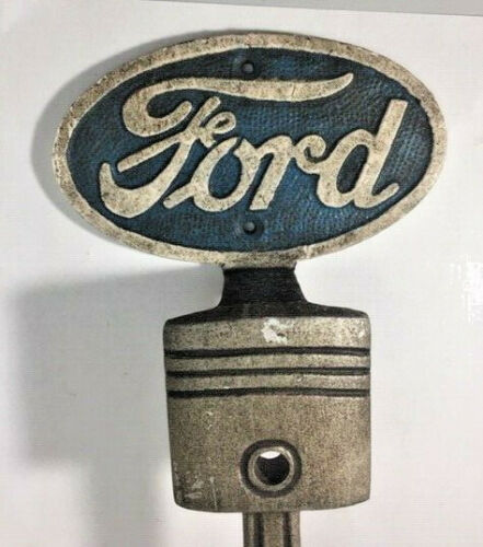 Ford Truck Car Piston Door Handle Stop Sign Safety First