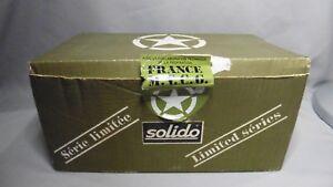Ai971 Solido Rare Coffret Overlord 89 Mvcg 12 Modeles Complet