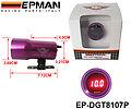 Manometre-compte-tours-10000-tours-EPMAN-Micro-37mm-Digital-VIOLET-sur-Pied