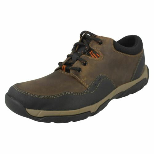 Clarks Pour Homme Chaussures Walbeck Edge II