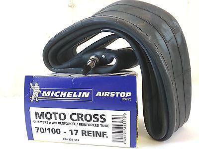 Camera D/'aria MOTO CROSS MICHELIN 17 X 70//100  RINFORZATA