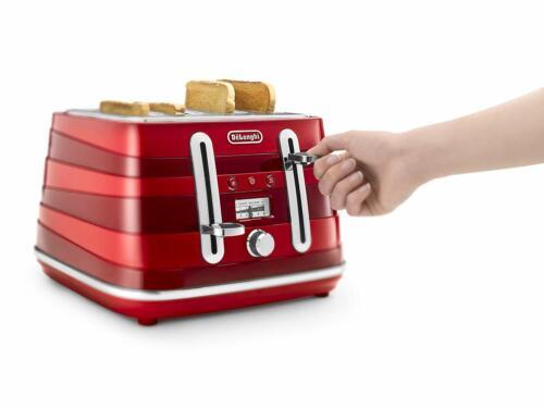 Delonghi Exclusive Touche de Classe pour cuisine avec avvolta Classe Bouilloire 4 Grille-pain