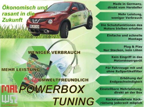 Chiptuningbox passend für Mercedes ML 320 CDI 224 PS Serie