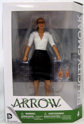 Felicity Smoak Arrow Série TV THE CW DC Collectibles