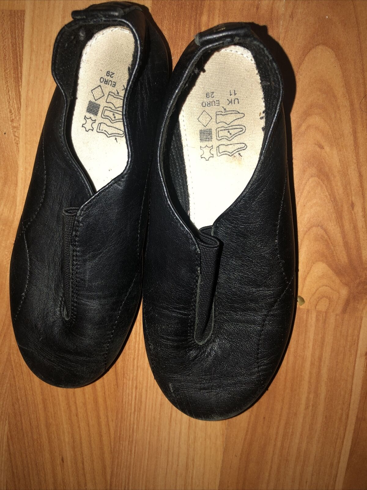 Childs Dance Shoes Uk Size 11 Euro 29
