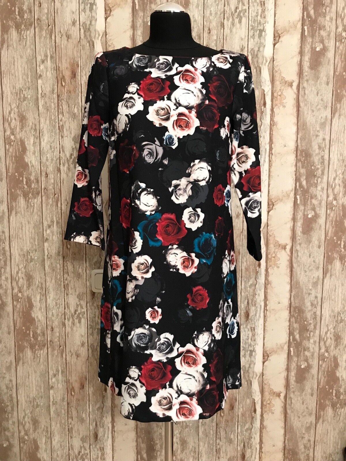 PHASE EIGHT Tunika Stiefel Kleid Minikleid Sommerkleid Gr. 36  ungetragen NEU