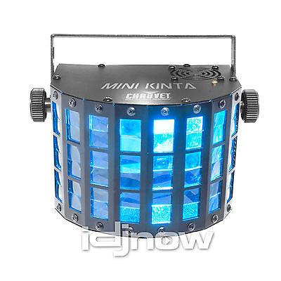 Chauvet Mini Kinta 3W LED RGB DMX Ambient DJ Lighting Effect